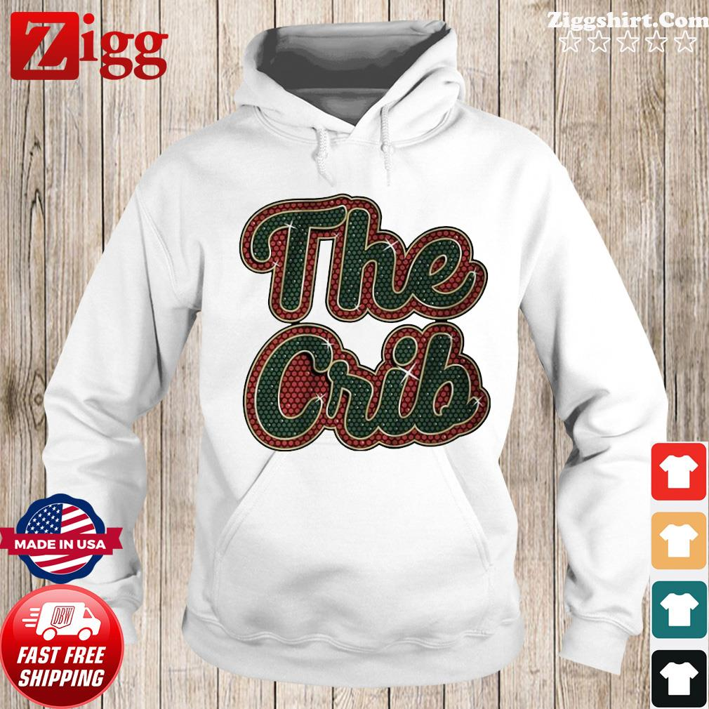 Official The Crib Miami Football Shirt Hoodie