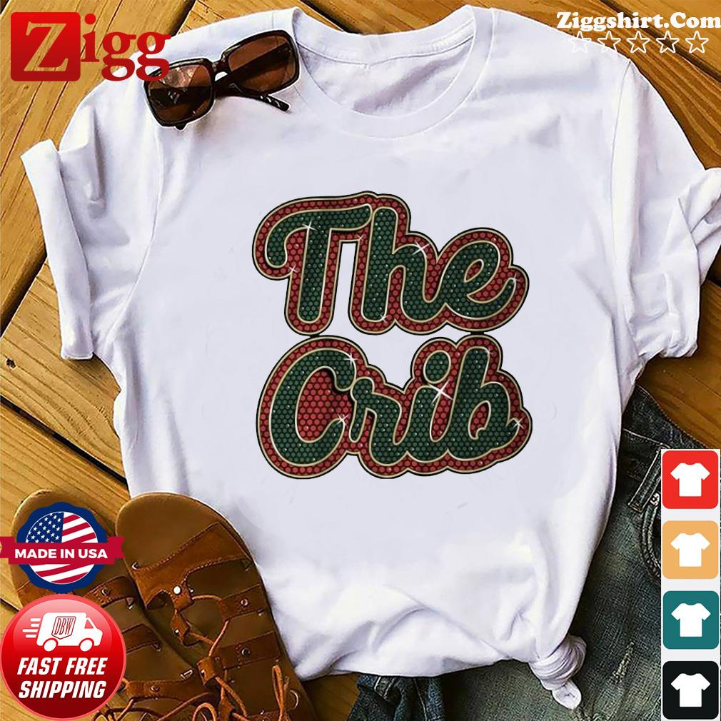 Official The Crib Miami Football Shirt