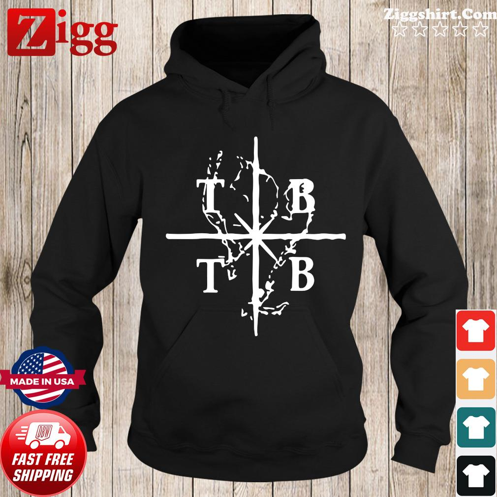 Tom Brady, Buccaneers designs TB x TB Shirt Hoodie