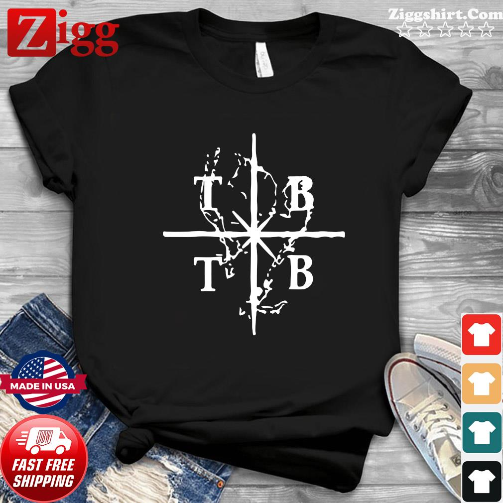 Tom Brady, Buccaneers designs TB x TB Shirt