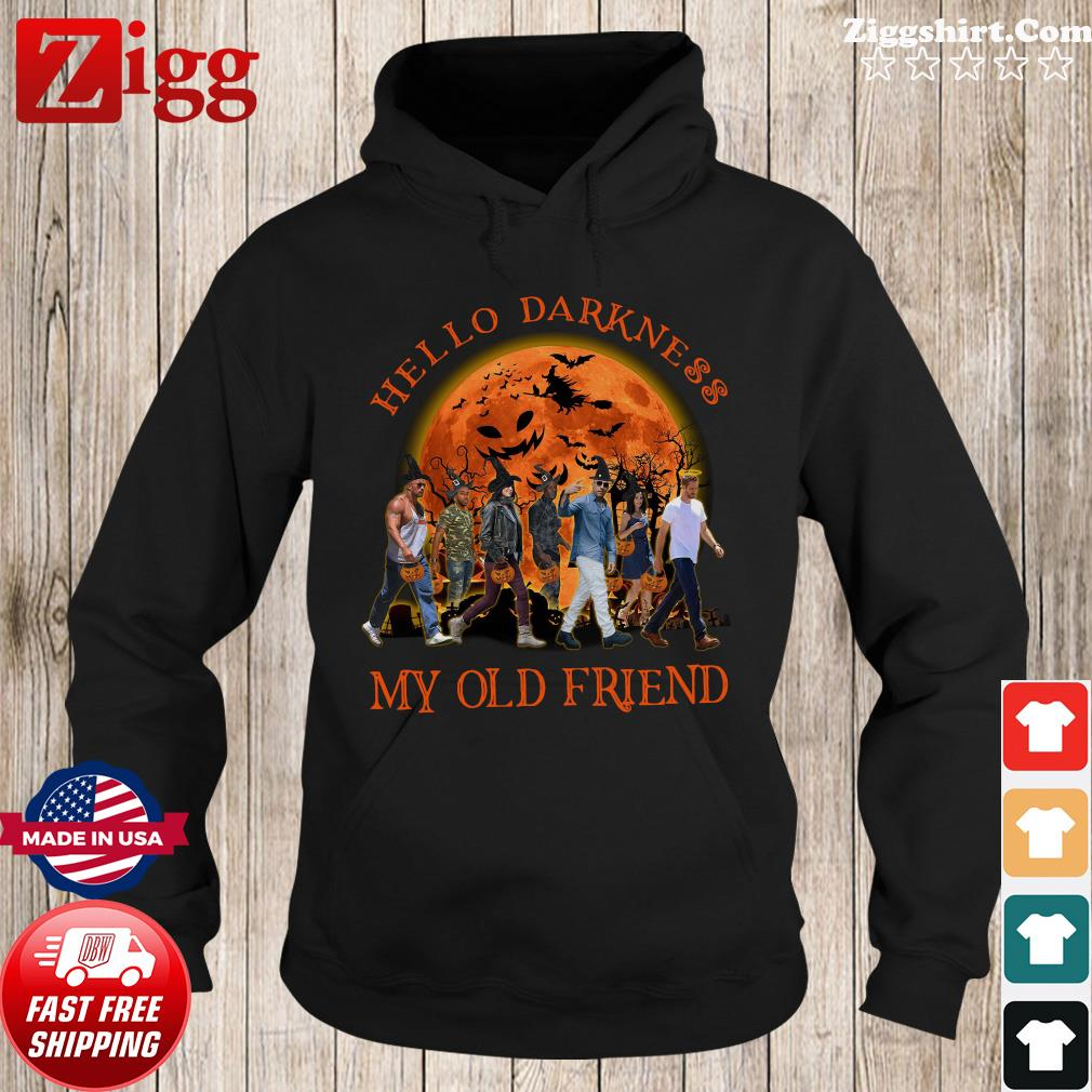 Fast And Furious Abbey Road Hello Darkness My Old Friend Halloween Shirt Hoodie