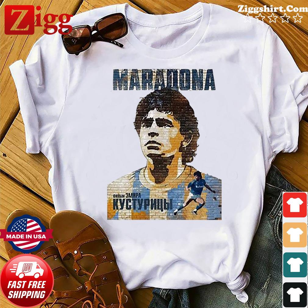 RIP Maradona Diego We will miss you Diego Maradona Footballer football Shirt